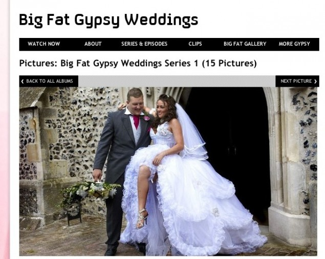 Big Fat Gipsy Wedding in Bantry Irland