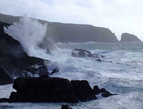 Update – Sturm Ophelia wütet in West Cork