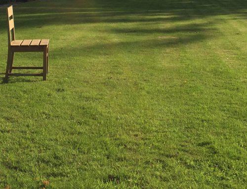 Auf einem Stuhl dem Ich begegnen: In Zeiten von Corona