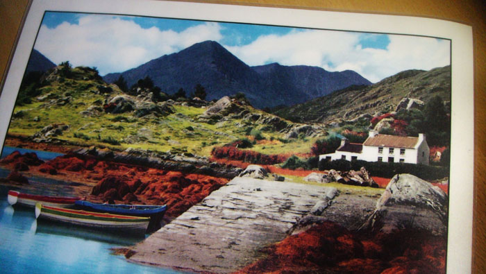 Wanderlust Glengarriff Irland