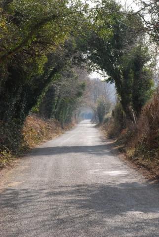 Straßen in Irland