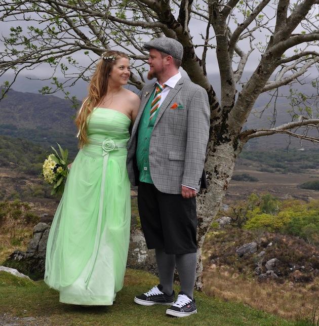 Wir heiraten in Irland