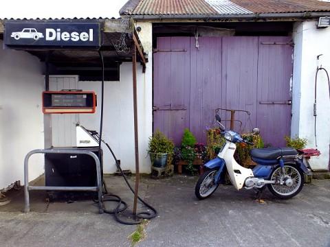 Tankstellen in Irland