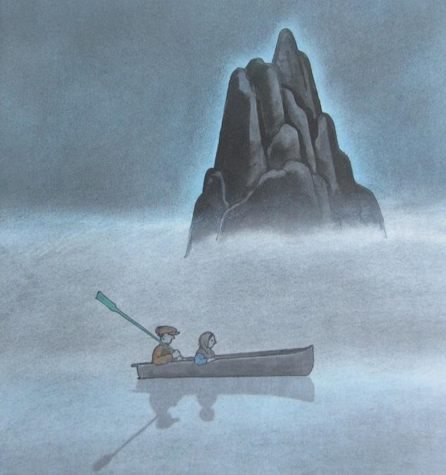Irland Tomi Ungerer Der Nebelmann