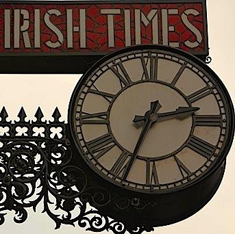 Irland Zeit