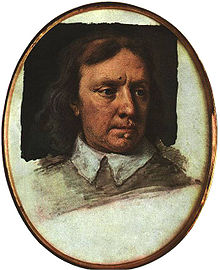 Oliver Cromwell in Irland