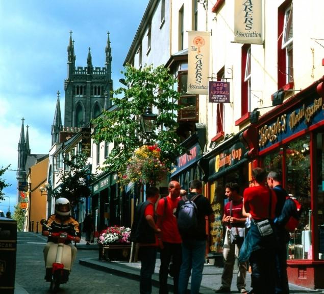 Kilkenny in Irland