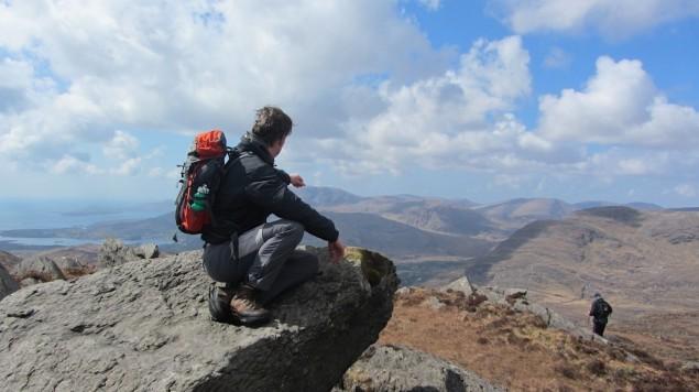 Berg-Wandern Irland