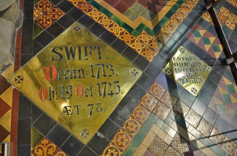 Jonathan Swift Dublin