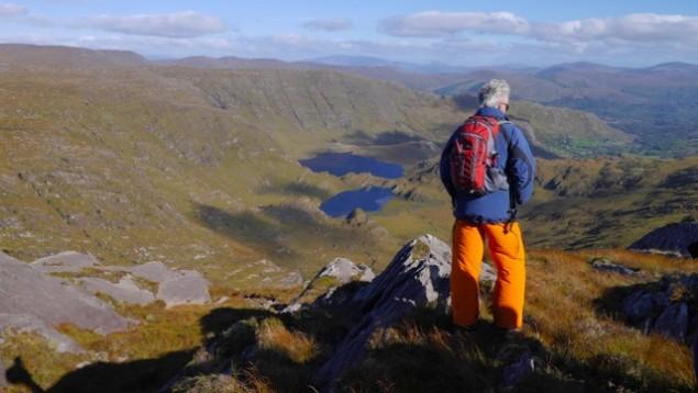 Irland Wildnis Trail