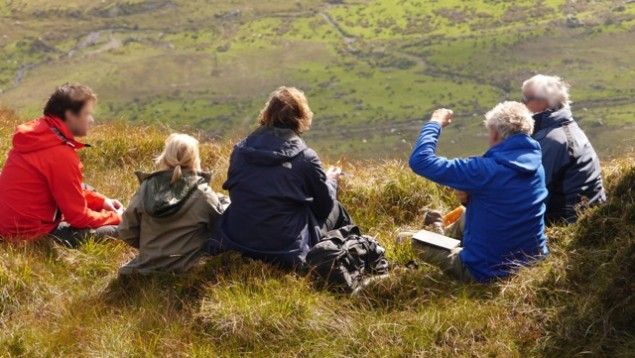 Wildniswoche Irland