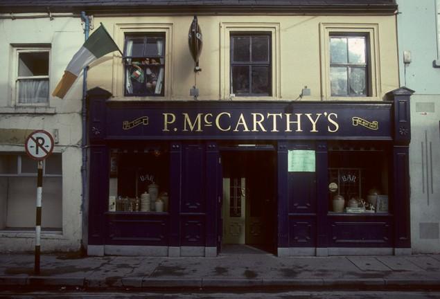 McCarthy's Pub, Castlebar, Co. Mayo
