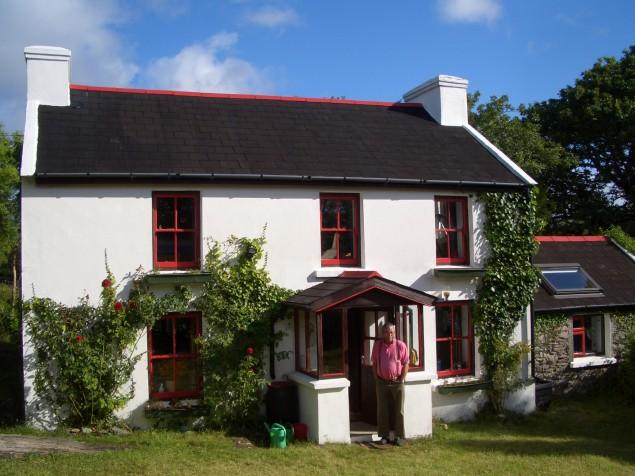 kaufgelegenheit ein cottage in irland irland news. Black Bedroom Furniture Sets. Home Design Ideas
