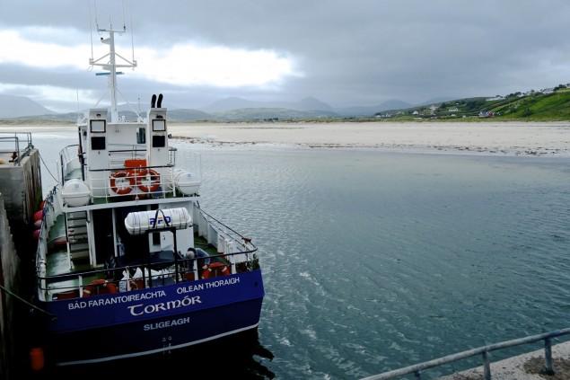 Fähre Tory Island Irland