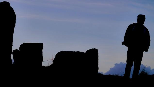 Steinkreis Irland