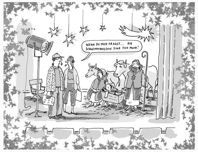 Til Mette: Fröhliche Weihnachten