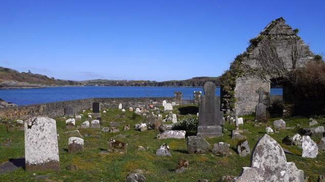 Irischer Friedhof