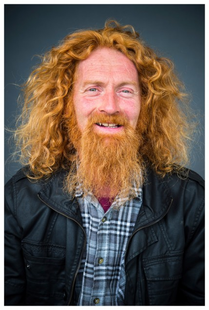 Photographer Jörg Köster has captured over 1,000 natural redheads in a five year project in collaboration with the Irish Redhead Convention. A selection of these stunning images will be on display in Cork Airport from 7 - 31 March 2016. Photo Jörg Köster