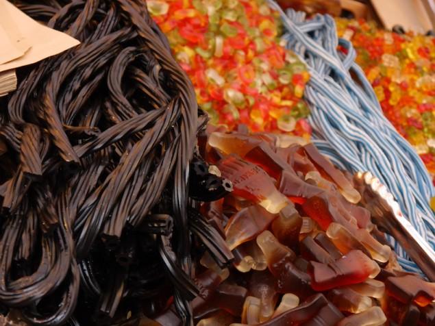 Süßigkeiten - abseits von Dublins Küsten-Garnele