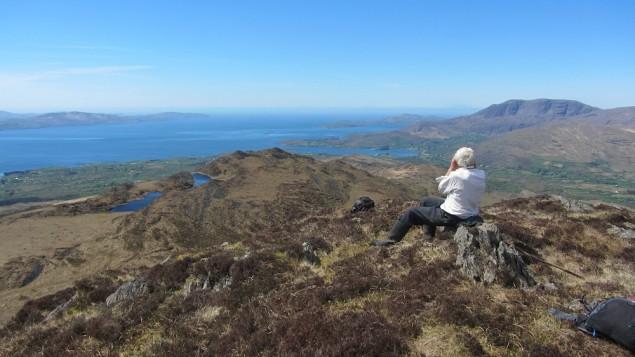 Bergwandern Irland