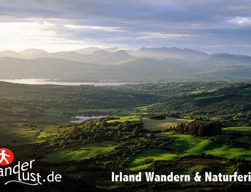 Noch einmal Irland mit Wanderlust erkunden?