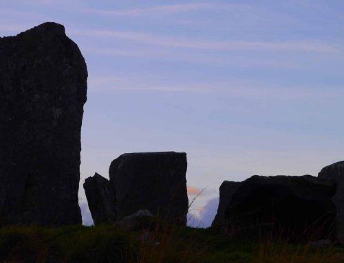 Seht Ihr die Banshees an den Steinkreisen?