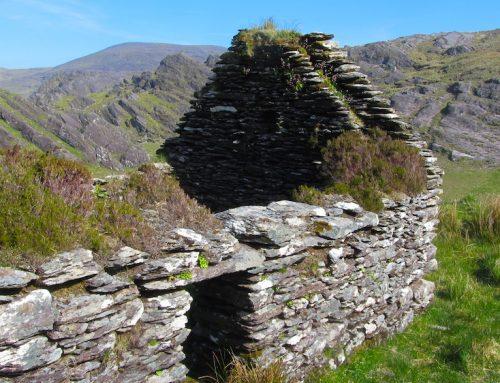 Ruinen symbolisieren die Hoffnung auf Rückkehr