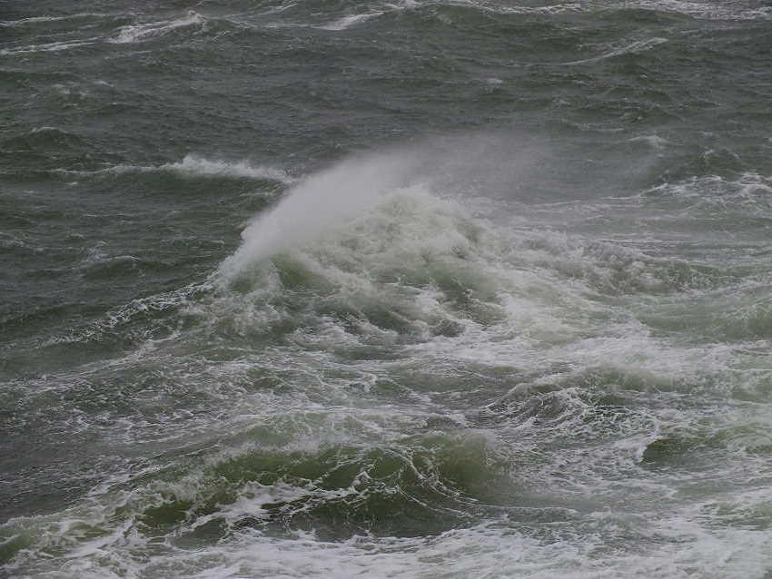 Irland Sturm Ophelia