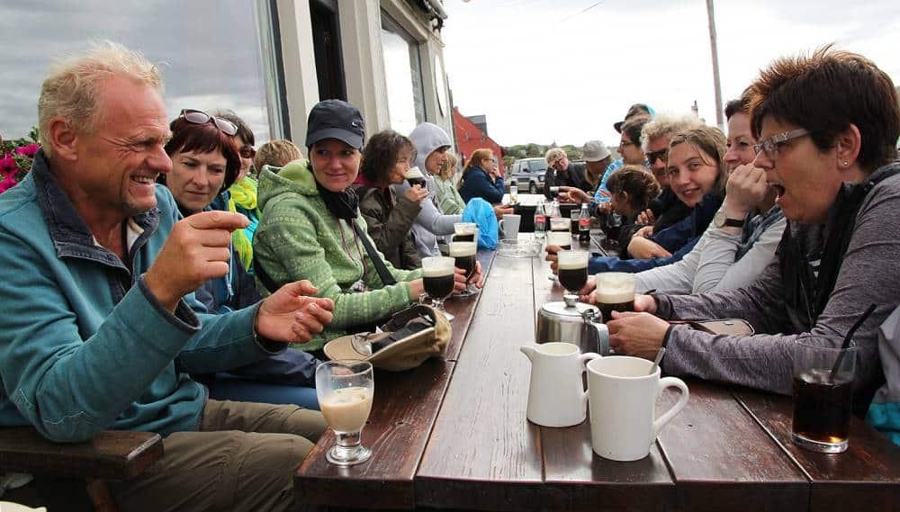 Wanderlust Irland Pub