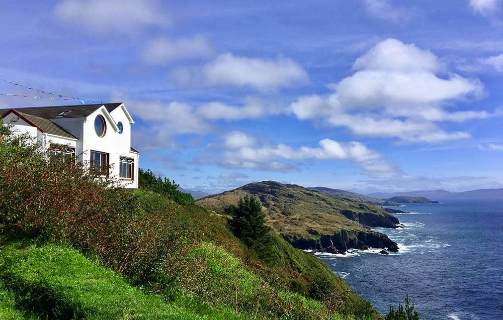 Wanderlust Irland Dzogchen Beara
