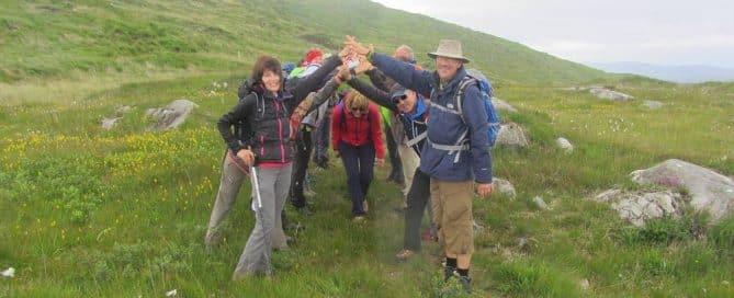 Wanderlust Irland Spaß