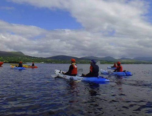 Irland-Ferien 2020: Aktiv zu Fuß, mit Kajak und Rad