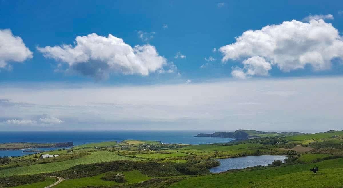 Irland erleben mit Wanderlust - Ausblicke geniessen