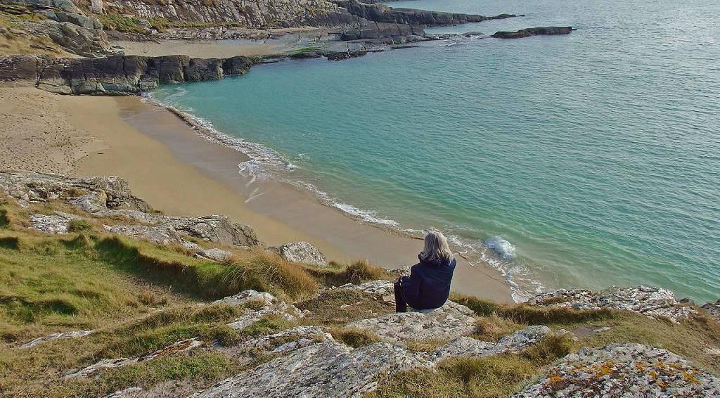 Irlandnews Fotoblog - Barley Cove - Ruhe und Weite am Meer