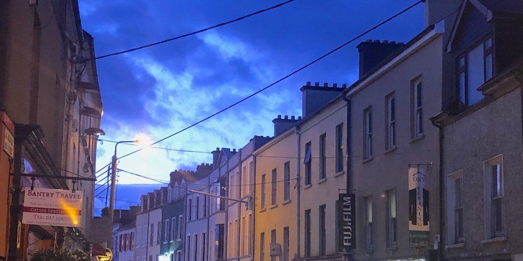 Irlands Farben