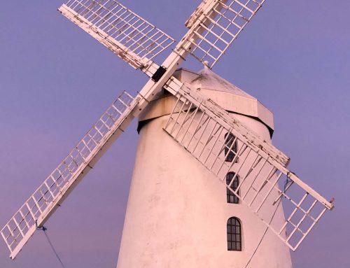 Ikonen des alten Irlands: Die Windmühlen