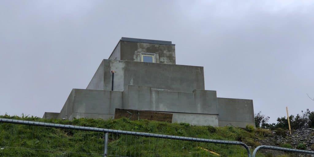 Buddha Tempel Irland