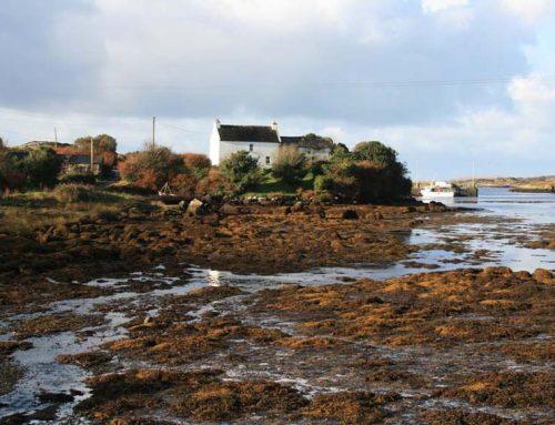 Den Coast Guard Stations von Beara auf der Spur