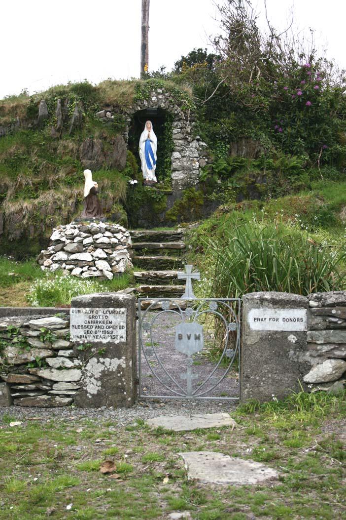 Heilige Orte Irland
