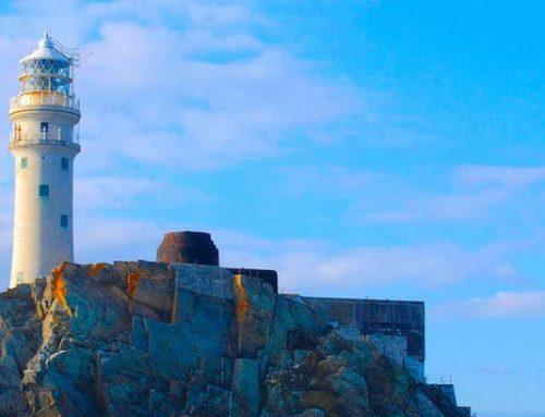 Ikonen des alten Irland: Die Leuchttürme