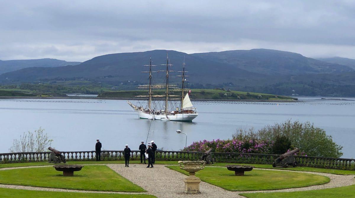 Irland Schiffe