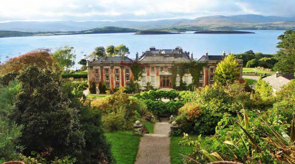 Gartenreisen Wanderlust Irland - Bantry House