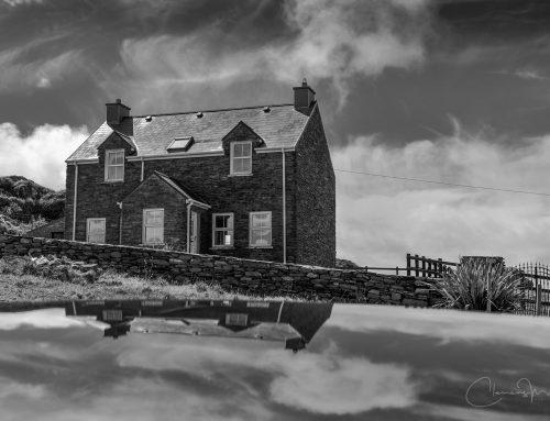 Irland in Schwarz-Weiß: Am Wild Atlantic Way