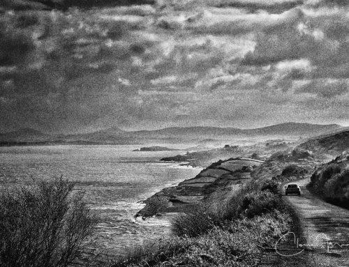 Irland in Schwarz-Weiß: Wild Atlantic Way