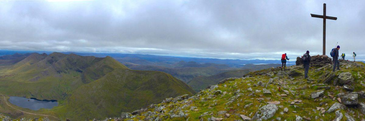 Irland Bergwandern