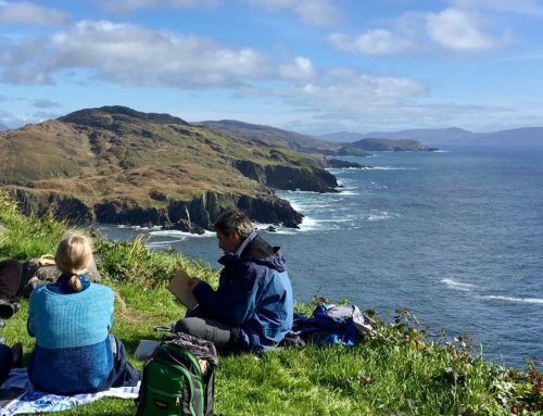 Eine ganz besondere Auszeit in Irlands magischer Natur