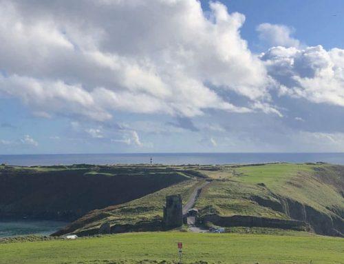Der Old Head of Kinsale: Symbol des neuen Irland