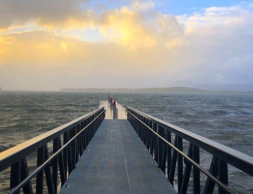 Irland im Sturm: Nach Ciara & Mary Lou. Warten auf Dennis