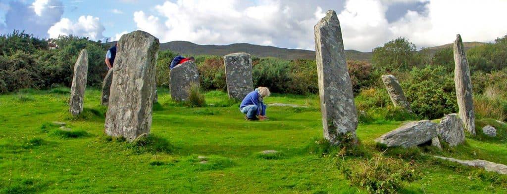 Magisches Irland - Seelenlandschaften West Corks - im Steinkreis