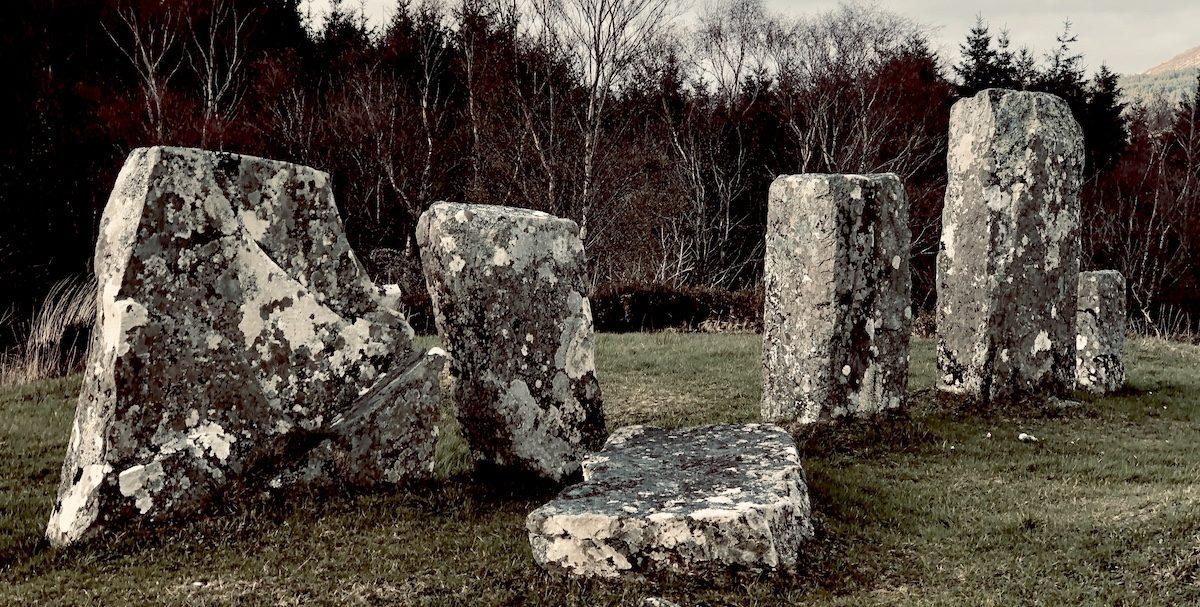 Monumente Irland